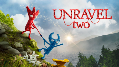 как пройти Unravel Two видео