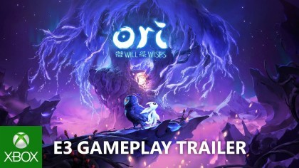 Ori and the Will of the Wisps – Геймплейный трейлер (Е3 2018)