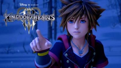 Kingdom Hearts 3 – Официальный трейлер (Е3 2018)