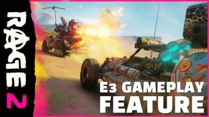 Rage 2 – Новый трейлер с игровым процессом (Е3 2018)