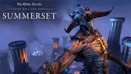 The Elder Scrolls Online: Summerset – Официальный трейлер (Е3 2018) [RU]