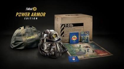 Fallout 76 – Трейлер коллекционного издания «Power Armor Edition»  (E3 2018) [RU]