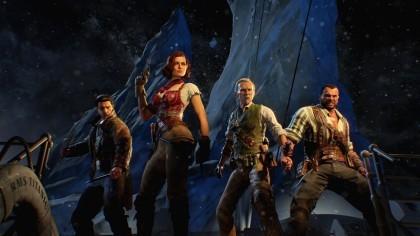 Call of Duty: Black Ops 4 – Трейлер режима-зомби карта: «Рейс отчаяния» (Voyage of Despair)