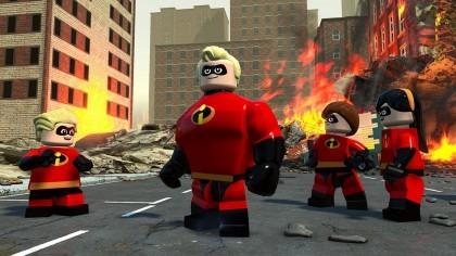 LEGO The Incredibles – 22 минуты игрового процесса (Геймплей)