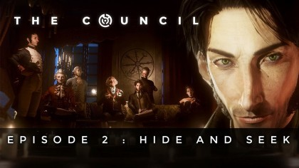 The Council – Трейлер второго эпизода под названием «Прятки»