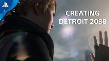 Detroit: Become Human – Новое интервью: «Создавая Детройт»