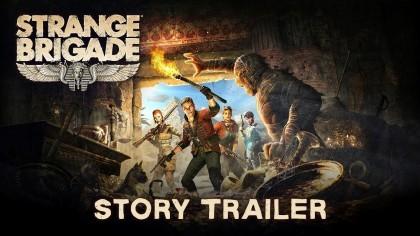 Strange Brigade – Сюжетный трейлер