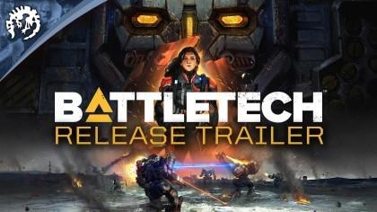 BattleTech (2018) – Релизный трейлер