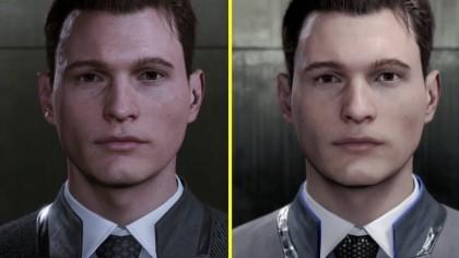 Detroit: Become Human – Сравнение графики E3 2016 vs. 2018