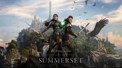 The Elder Scrolls Online: Summerset – Новый трейлер «Путешествие на Саммерсет» [RU]