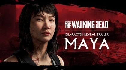 Overkill's The Walking Dead – Новый кинематографический ролик посвятили Майе