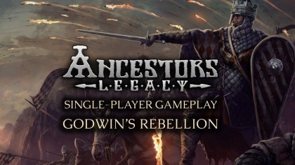 Геймплей - Ancestors Legacy –  Демонстрация части миссии англосаксонской фракции «Восстание Годвина»