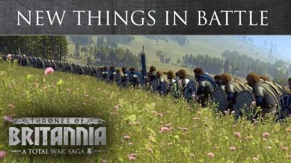Total War Saga: Thrones of Britannia – Особенности сражений (Геймплей)