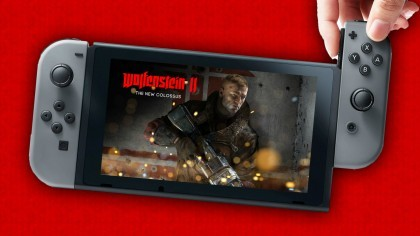 Wolfenstein II: The New Colossus – Новый ролик с игровым процессом на Nintendo Switch
