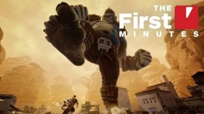 Extinction – Первые 12 минут игрового процесса