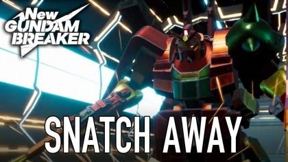 New Gundam Breaker – Первый тизер-трейлер