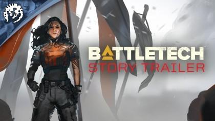 BATTLETECH – Сюжетный трейлер