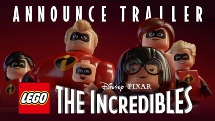 LEGO The Incredibles – Дебютный трейлер