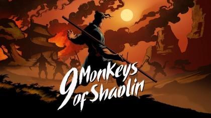 Трейлеры - 9 Monkeys of Shaolin – Дебютный трейлер