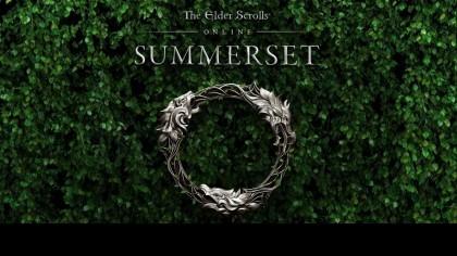 The Elder Scrolls Online – Трейлер анонса нового дополнения «Summerset» [RU]