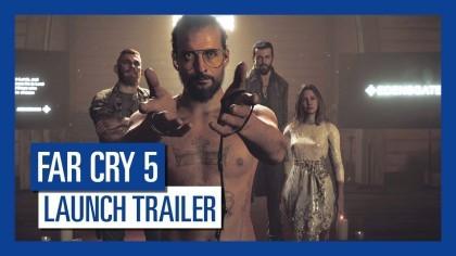 Far Cry 5 – Трейлер выхода [RU]