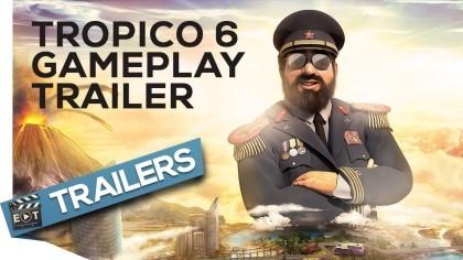 Tropico 6 – Трейлер с игровым процессом