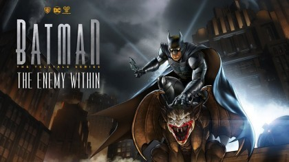 Batman: The Enemy Within  – Трейлер нового сезона