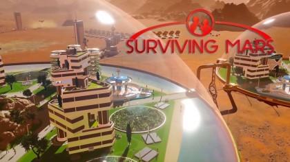 Surviving Mars – Релизный трейлер