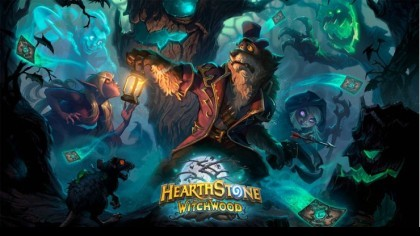 Hearthstone – Трейлер нового дополнения под названием «Ведьмин лес» [RU]
