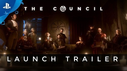 The Council – Релизный трейлер