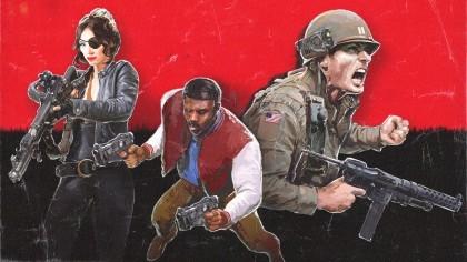 Wolfenstein 2: The New Colossus – Трейлер дополнения «Подвиги капитана Уилкинса» [RU]