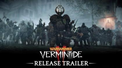 Warhammer: Vermintide 2 – Релизный трейлер [RU]