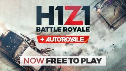 H1Z1 – Трейлер «Free-To-Play» модели игры