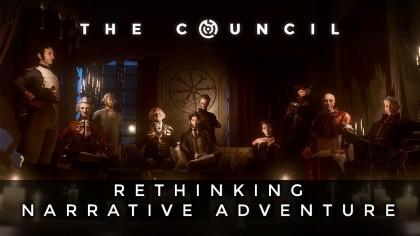 The Council – Новый трейлер «Пересмотри свой взгляд на историю»