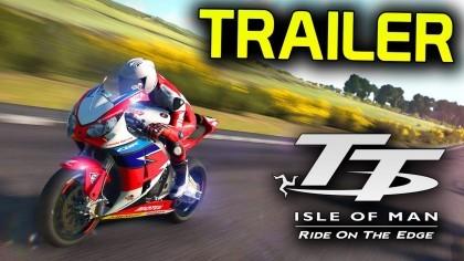 TT Isle of Man – Релизный трейлер