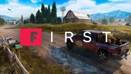 Far Cry 5 – Машины, вертолёты, самолёты и не только (Геймплей)