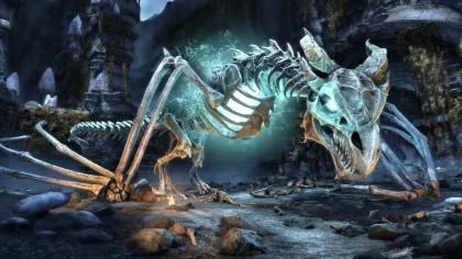 The Elder Scrolls Online – Официальный трейлер дополнения «Dragon Bones» [RU]