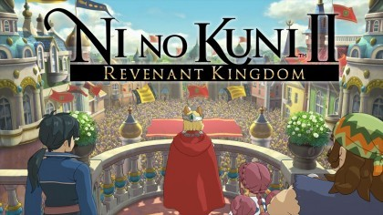 Ni no Kuni II: Revenant Kingdom – 10 минут игры за Тани