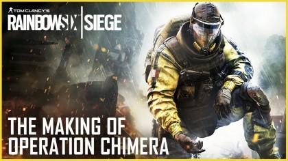 Tom Clancy's Rainbow Six Siege – Создание Operation Chimera и Outbreak