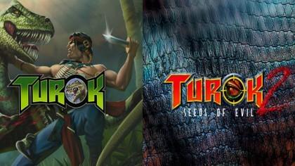 Turok 2 – Трейлер для Xbox One