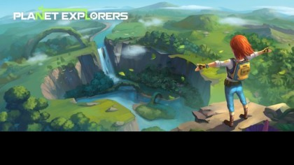как пройти Planet Explorers видео