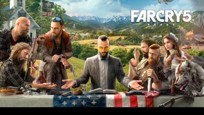Трейлеры -  Far Cry 5 – Кооператив, персонажи и дикая живая природа (UbiBlog)