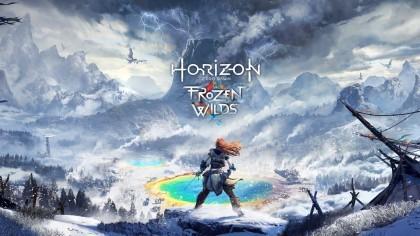 как пройти Horizon Zero Dawn: The Frozen Wilds видео