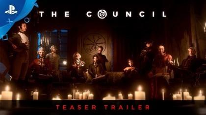 The Council – Тизер-трейлер