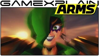 ARMS  – Новый трейлер «Представляем доктора Койл» [RU]