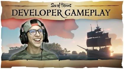 Sea of Thieves – Дневники разработчиков №7: «Свистать всех наверх!»
