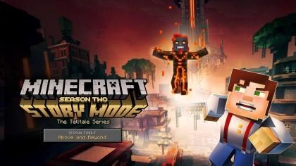как пройти Minecraft: Story Mode - Season 2 видео