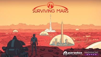 Surviving Mars – Новый короткий ролик нового градостроительного симулятора «Жизнь на Марсе»