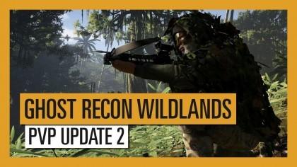 Tom Clancy's Ghost Recon: Wildlands – Трейлер нового PvP-обновления «Jungle Storm» [RU]
