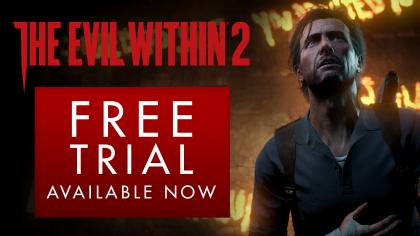 The Evil Within 2 – Трейлер бесплатной демо-версии